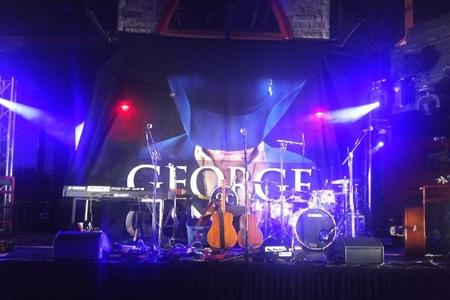 George Canyon @ Cariboo House (2015)