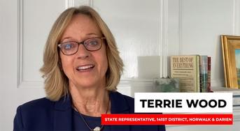 Terrie Wood, State Representative Video #1