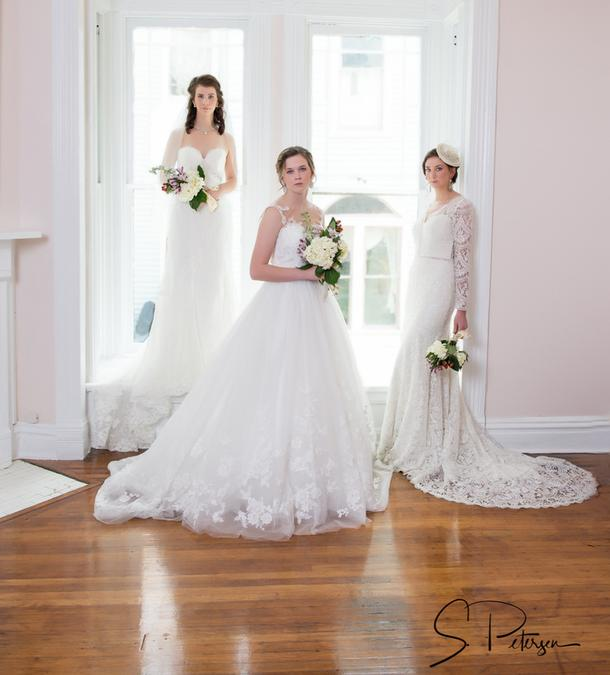 Wedding Dresses in Louisville - I Do… A Bridal Boutique