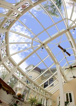 Conservatory Glass Roof Renaissance Conservatories