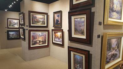 Thomas Kinkade Hometown Galleries are California's Finest Art Galleries