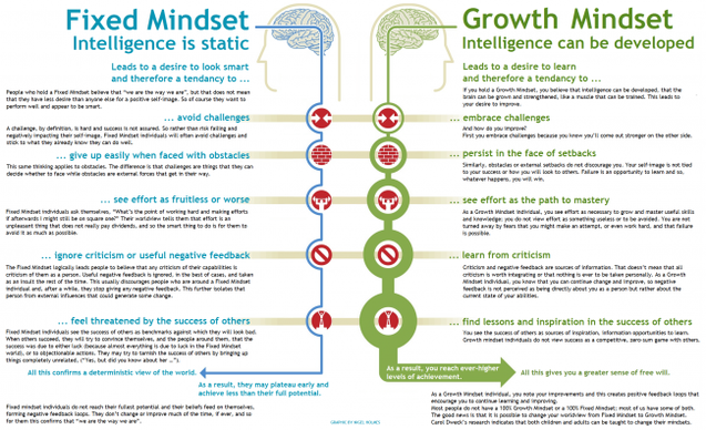 an analysis of fixed and growth mindset in students This doodle and do resource is designed to help students learn about growth mindset first, students article, doodle notes, and activities fixed and growth.