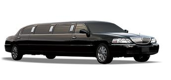 10 Passenger Lincoln Towncar Super Stretch Limo vehicle image