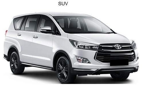 SUV Luxury Car Rentals Hire In Kolkata