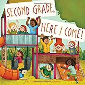 Second Grade Here I Come on Amazon.com