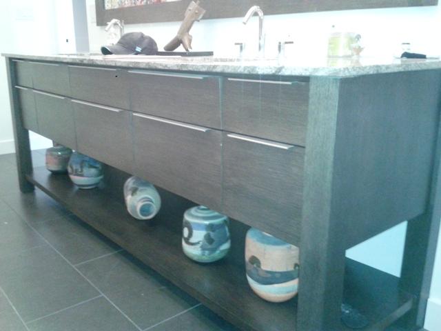 Custom Bathroom Vanities London Ontario custom bathroom vanities cabinets dymek design build london