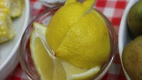 Fresh lemons, Noreen's Kitchen