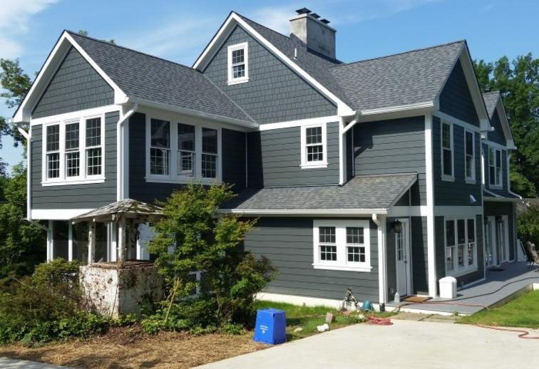 Hardie Siding and Window Trim Contractors Bethesda, MD