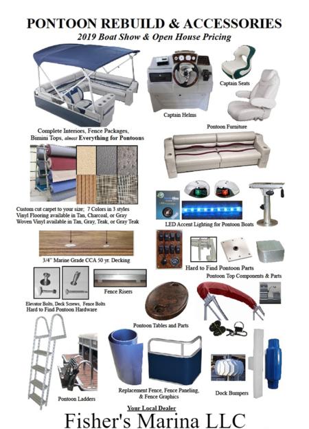 Pontoon Parts | Boat Parts | Outboard Motor Parts | Parts