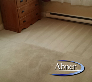 A photo of high pile plush carpet cleaning in Halifax