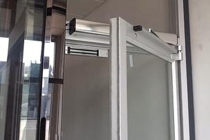electric swing door opener