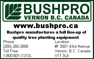 Bushpro Website