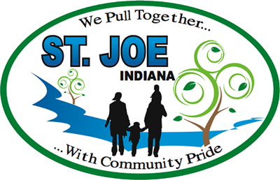 Town LOGO for St Joe, Indiana