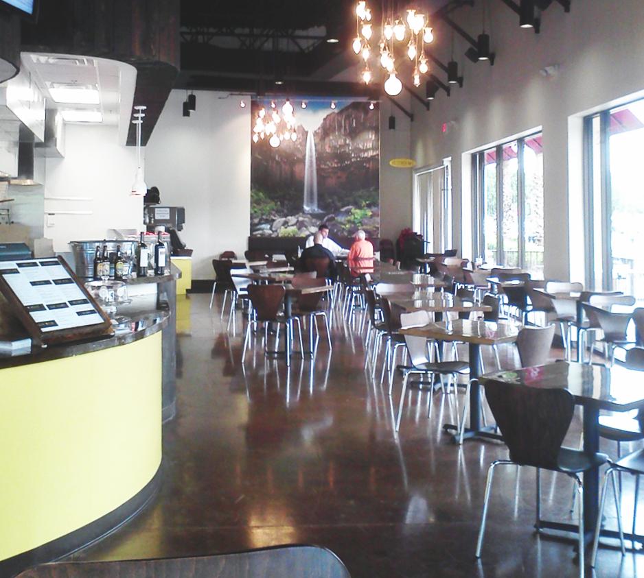 restaurant architects