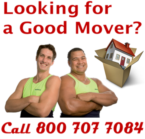 LOOKING FOR A GOOD MOVER? CALL YELLOW MOVING TRUCKS 800 707 7084