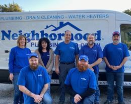 Neighborhood Plumbing and Drain Team Members