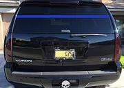 GSPCC thin blue line sticker
