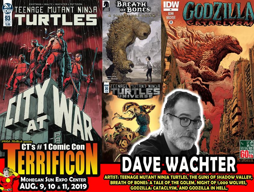 DAVE WACHTER TERRIFICON