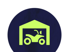 Mines and Meadows storage Icon