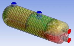 CFD Heat Exchanger Analysis - Jimmy Lea