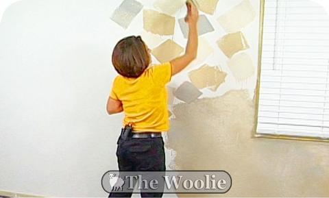 the woolie faux finish paint products, sponge roller products, paint roller products, roller brushes products, faux products, faux finish products, faux finishing products,