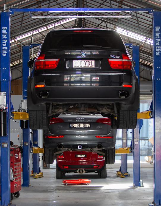 Mechanic Bowen Hills