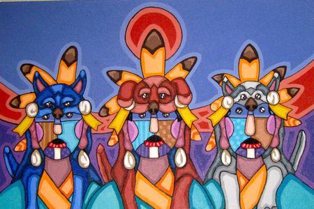 2018 Native Tribal and Arizona Arts and Crafts