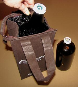 Growler Tote for 64 oz. bottle