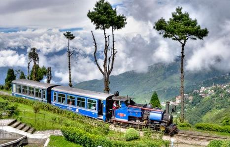 Darjeeling Toy Train Joy Ride
