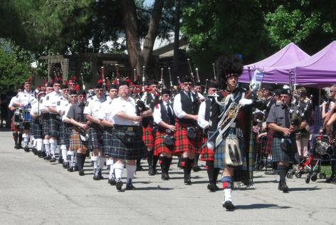 Scottish Festival 2020.Highland Games