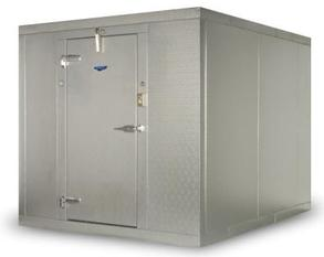 Walk-in coolers and walk in freezers