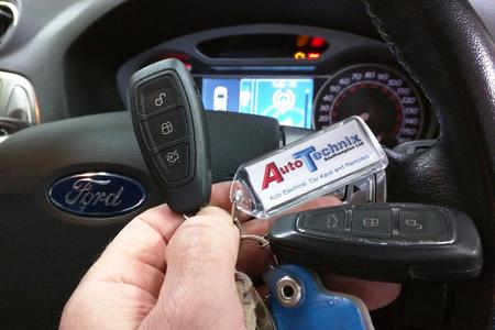 Ford Replacement Proximity Remote Key