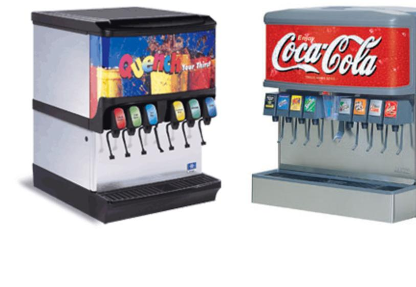 Soda Fountain Machine Installation Service and Repair