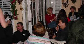 Christmas Murder Mystery Party from Michele Rendino of Yucaipa, California