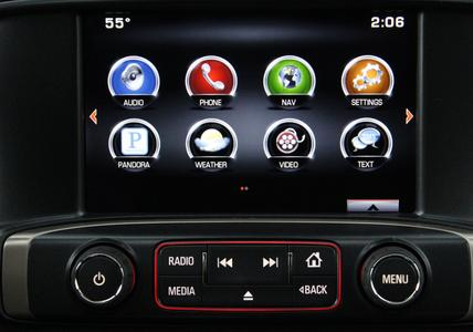 2014 2015 GM Truck Navigation Upgrade
