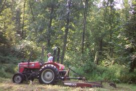 Kentucky food plot tools