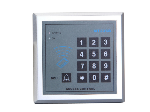 access control keypad for automatic door