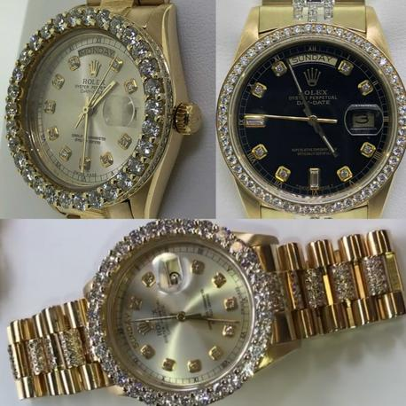 Rolex Day-Date - Day-Date Watches - Antwerp Diamonds of Roswell Georgia