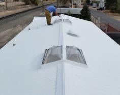 Free Roofing restoration systems and coating quote