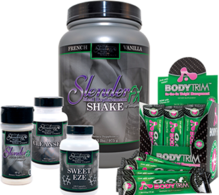 www.audrey.my90forlife.com slenderfx meal replacement weight management