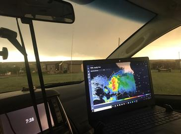 Storm Chasing Tours Technology