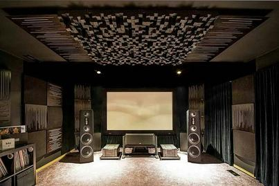 Home-Theater-Acoustic-treatment