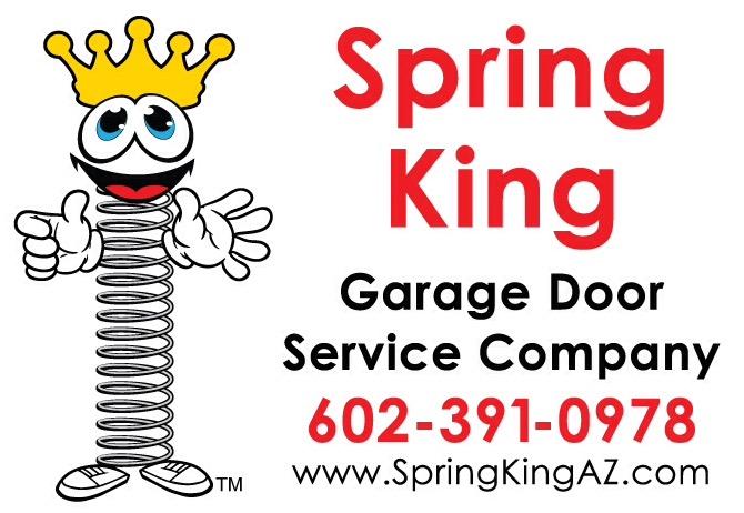 king garage doorHome