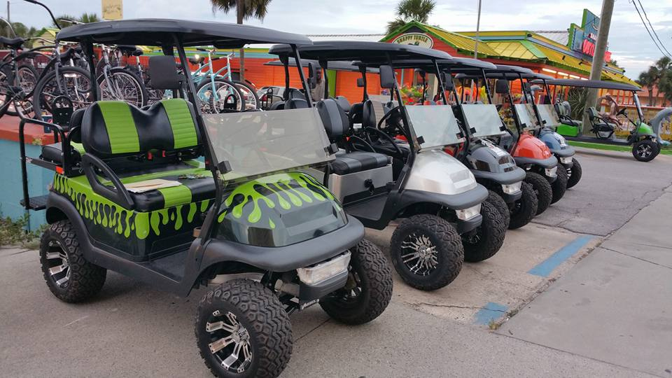 Golf Cart Rentals 30a Bike The Beach