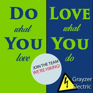 Grayzer Electrician Jobs