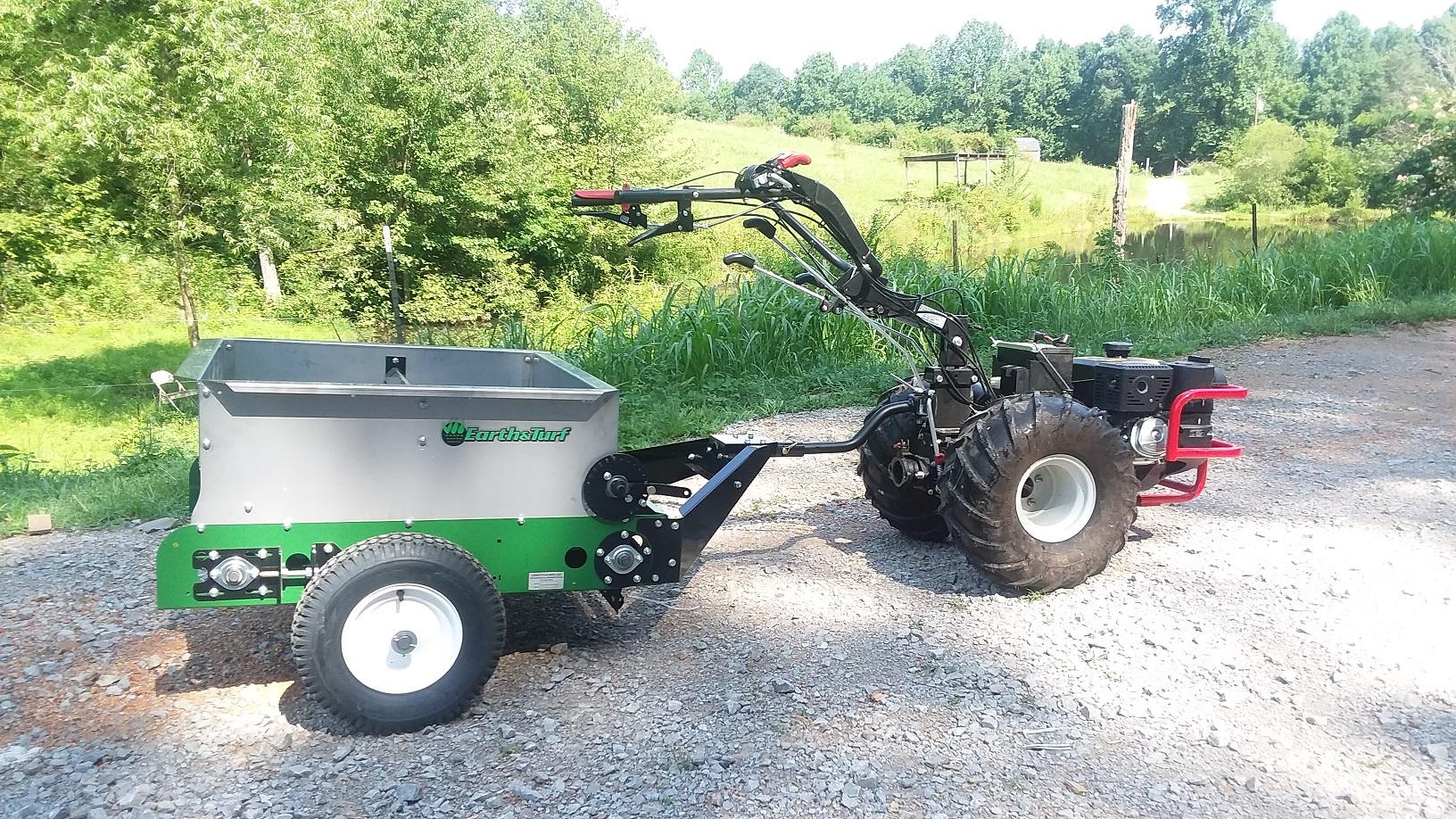 Walk Behind Tractor >> Dailey S Farm Walk Behind Tractors Bcs Tillers Bcs