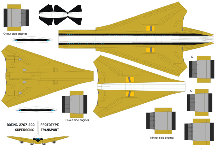 advanced paper aircraft design
