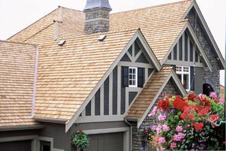 Western Red Cedar Roofing Shakes for sale