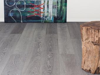 Flooring Trends for 2017, wide plank grey hardwood flooring,