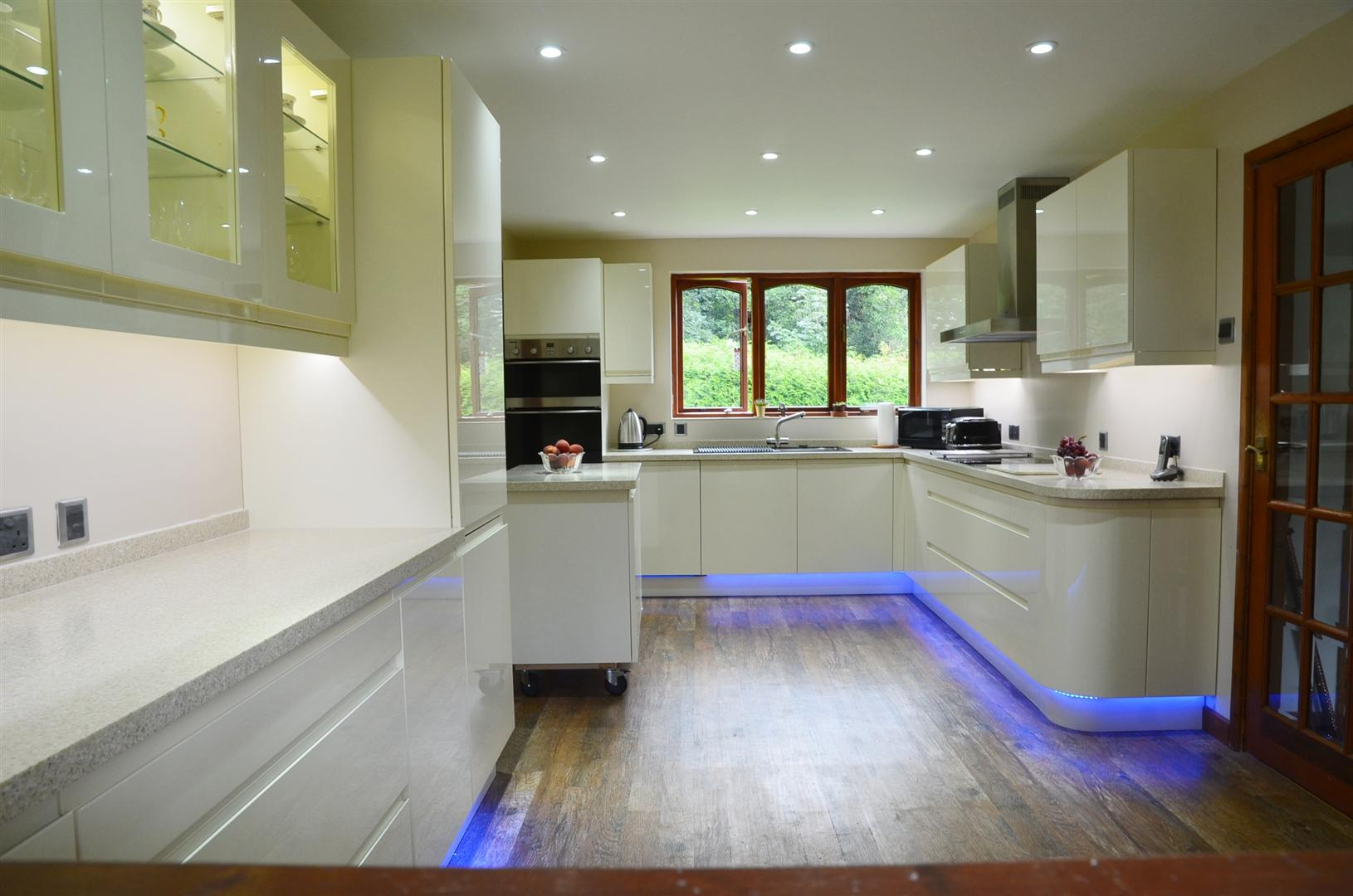 Kitchen Floor Lights Niceic Domestic Electricians In Cheshire Northwich Knutsford